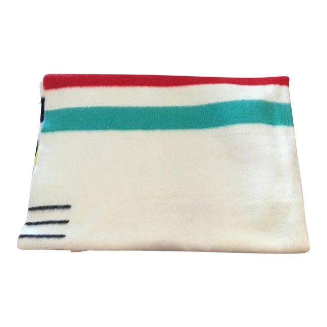 Hudson's Bay Point Blanket For Sale
