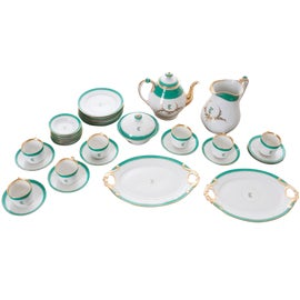 Image of Ceramic Serving Dishes and Pieces