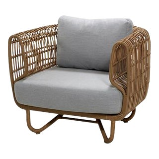 Cane-Line Nest Lounge Chair For Sale