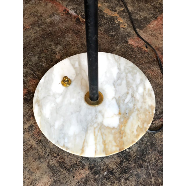 Rare Italian Torchere by Stilnovo For Sale In Los Angeles - Image 6 of 12