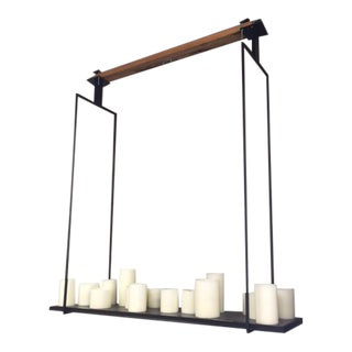 "Holly Hunt ""Altar"" Hanging Light"