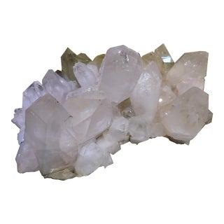 Mega Cluster Quartz Crystal