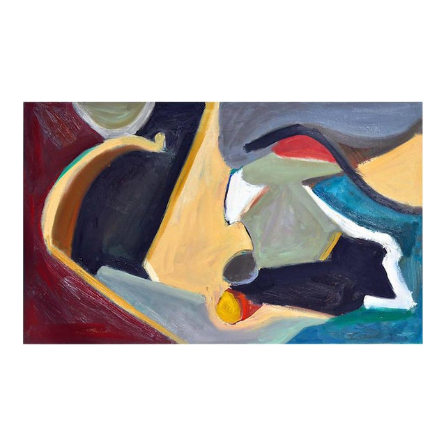 Horizontal Abstract by Les Anderson - Image 1 of 5
