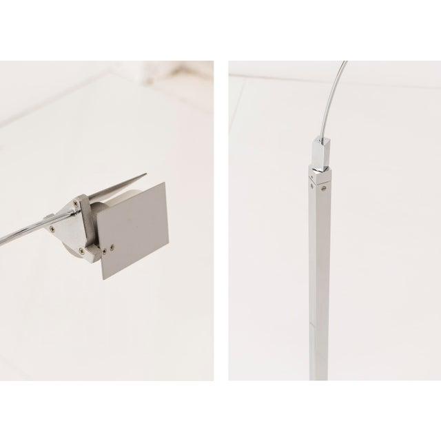 "Fontana Arte Alvaro Siza ""Falena"" Floor Lamp For Sale - Image 4 of 6"