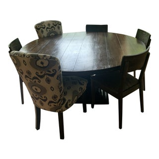 Arhaus Custom Dining Room Set For Sale
