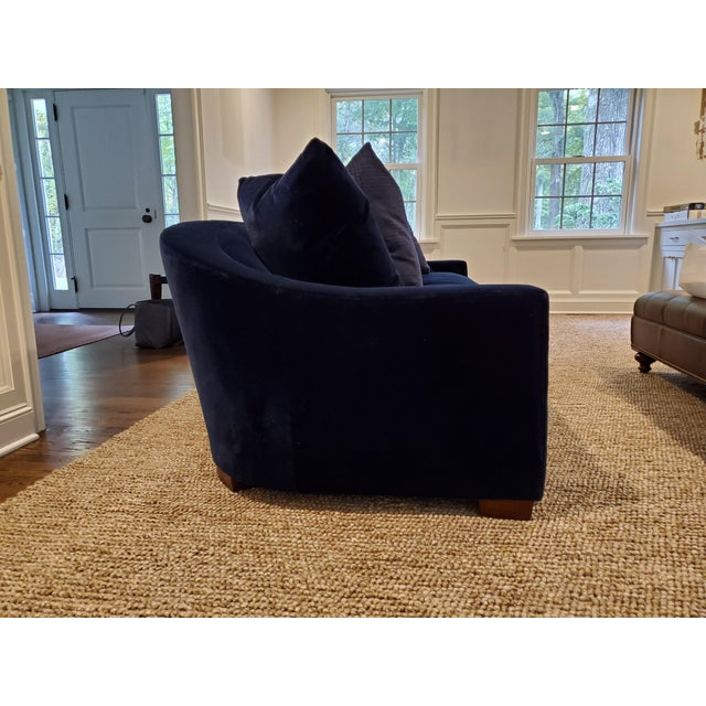 This is a brand new Tremont sofa from Ralph Lauren Home. We made a measurement mistake and the sofa is too big for the...