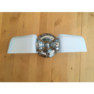 Hudson Valley Schoolhouse Burlington Frosted Glass 2 Light Wall Sconce Preview