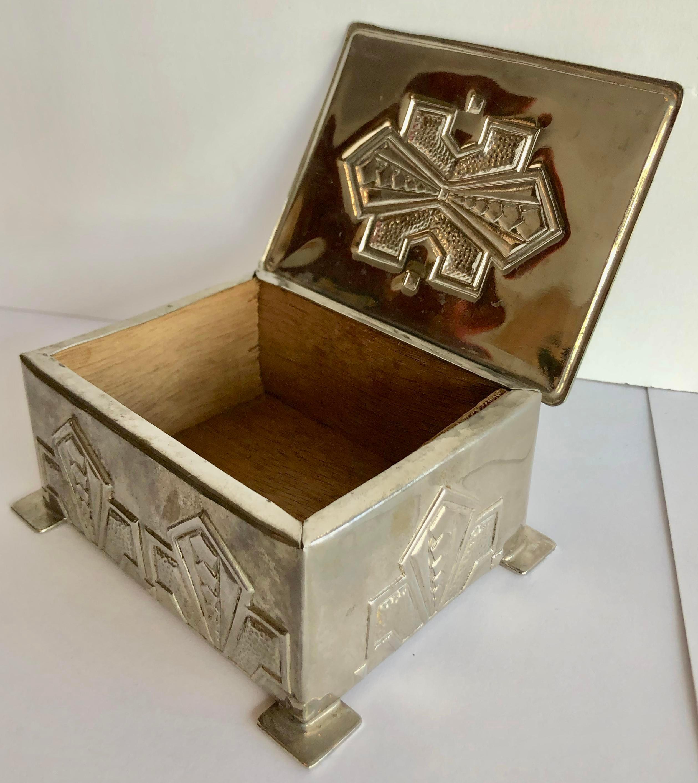 Small Art Deco Box