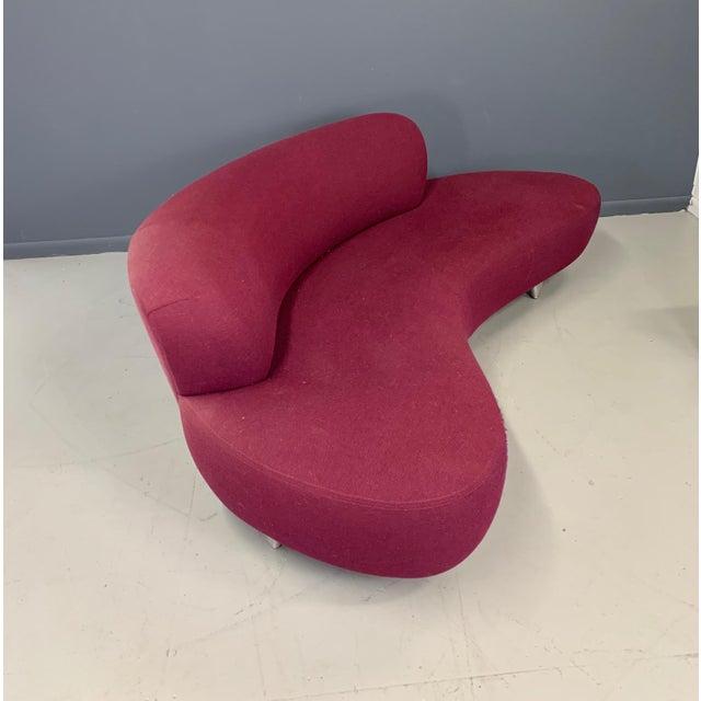 1970s Vladimir Kagan Sofa for Modernica For Sale - Image 11 of 13