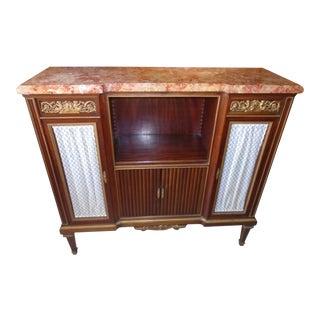 French Empire Liquor Cabinet For Sale