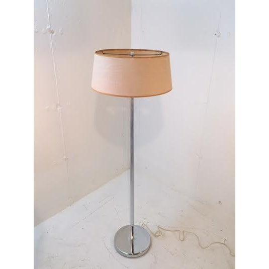 Nessen Early Walter Von Nessen Floor Lamp For Sale - Image 4 of 8