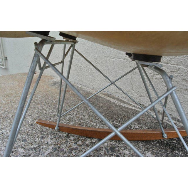 Mid 20th Century Zenith RAR Rocker by Charles & Ray Eames For Sale - Image 5 of 10