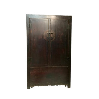 Antique Ming Scholar's Cabinet For Sale