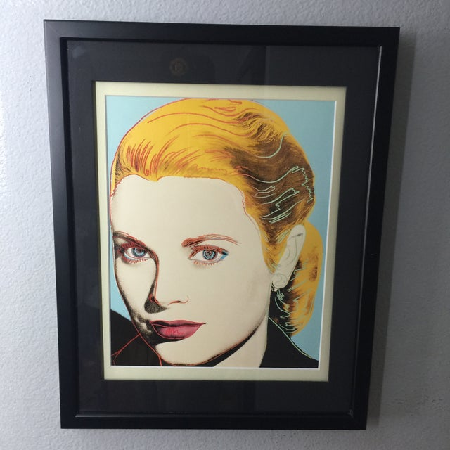 Grace Kelly (1984) (1989) - Andy Warhol, American, 1928-1987, Pittsburgh, Pennsylvania, based in New York, New York....