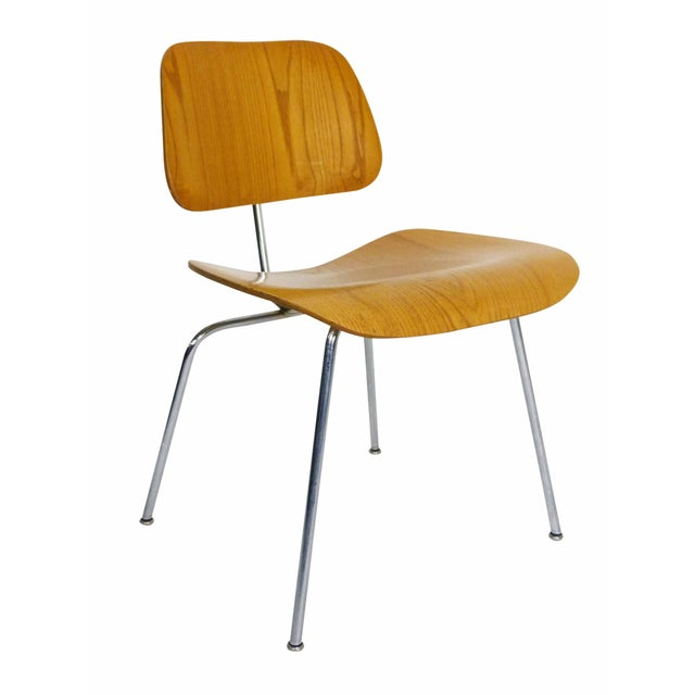 Eames DCM Dining Chair in Ash - Image 1 of 10
