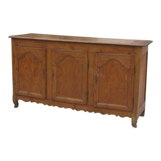 Antique 1700's French Provincial Sideboard