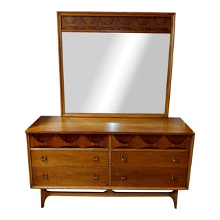 1960s Mid Century Broyhill Brasilia With Mirror For Sale
