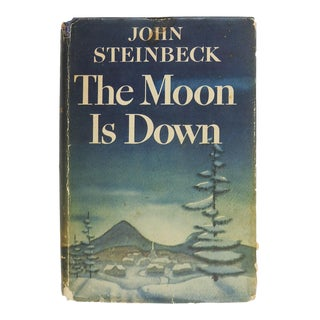 "1942 John Steinbeck ""The Moon Is Down"" Book"