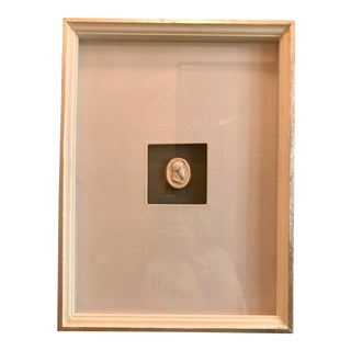 Matted and Framed Intaglio #3 For Sale