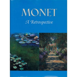 Monet, A Retrospective - Coffee Table Book