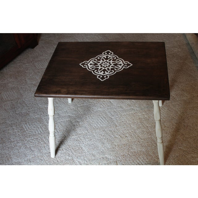 Rustic Side Table - Image 7 of 7