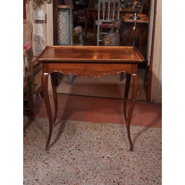 Late 19th Century French Petite Side Table - Image 2 of 5