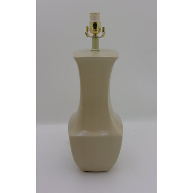 Vintage Porcelain Table Lamps - A Pair - Image 5 of 6
