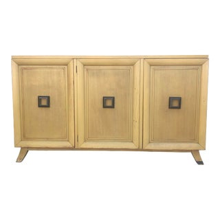 Mid-Century Credenza After James Mont For Sale
