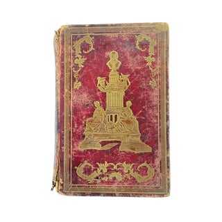 Antique Leather Bound Shakspeare Book For Sale
