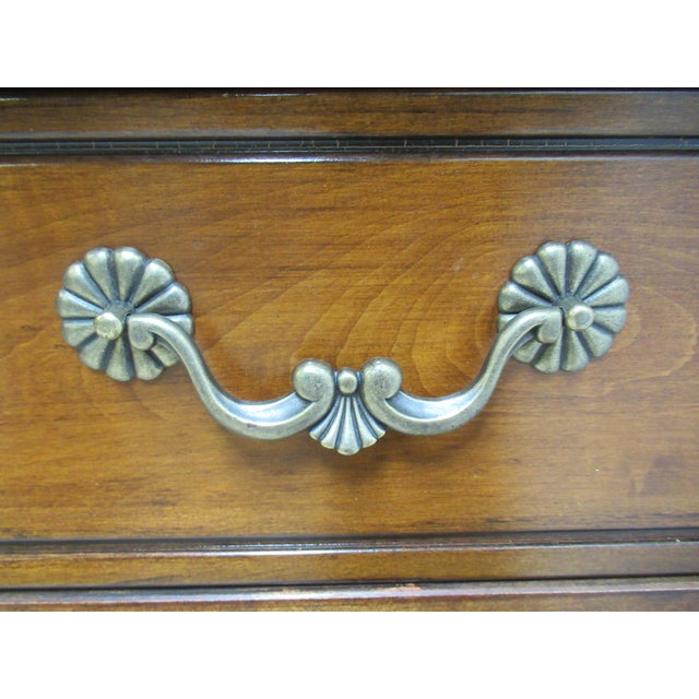Drexel Heritage Country French Commode For Sale - Image 12 of 13