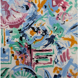 """Miami Beach #3,"" Painting - Celeste Plowden"