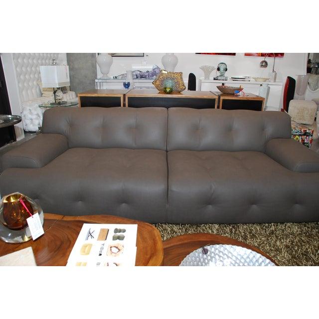 Roche Bobois Roche Bobois Blogger Sofa For Sale - Image 4 of 9