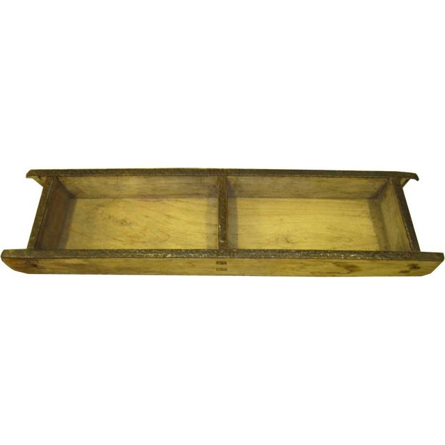 Asian Brick Mould Box For Sale - Image 3 of 4