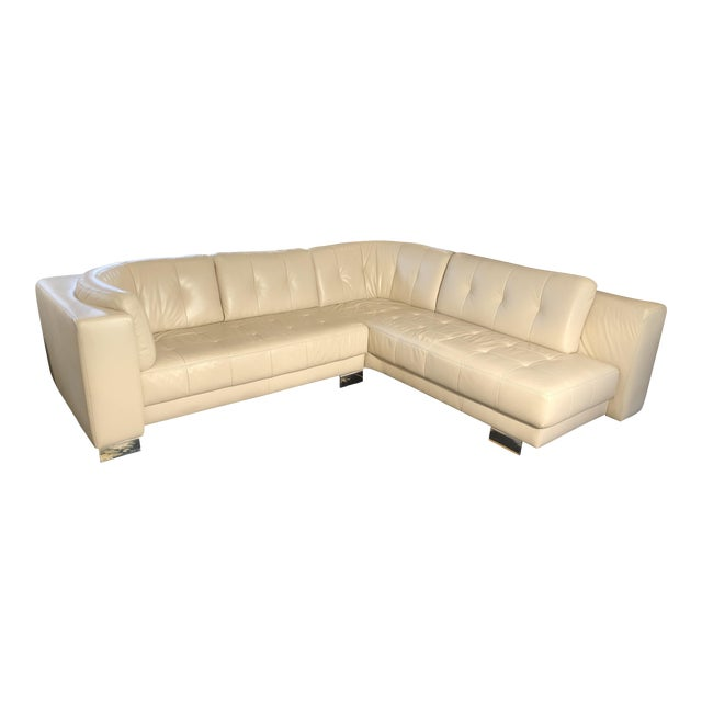 W. Schillig Carousel Sectional For Sale