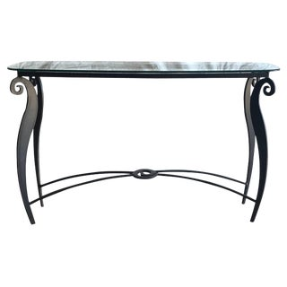 20th Century Pucci De Rosso Console Table From Italy For Sale