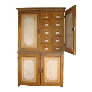 18th Century Armoire or Cupboard