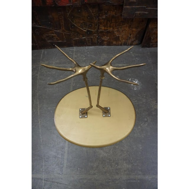 """""""Traccia"""" Occasional Table by Meret Oppenheim For Sale In Palm Springs - Image 6 of 8"""