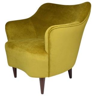 20th Century Italian Armchair by Gio Ponti for Casa e Giardino, 1930s For Sale