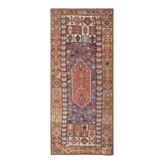 """Antique African Moroccan Rug 6'0"""" X 13'6"""" For Sale"""