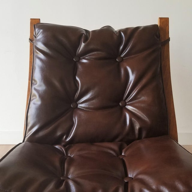 1970s Vintage Ingmar Relling Siesta Chairs for Westnofa - 3 Pieces For Sale - Image 11 of 13