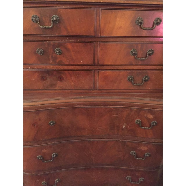 Grosfeld House Grosfeld House Vintage Dresser For Sale - Image 4 of 4