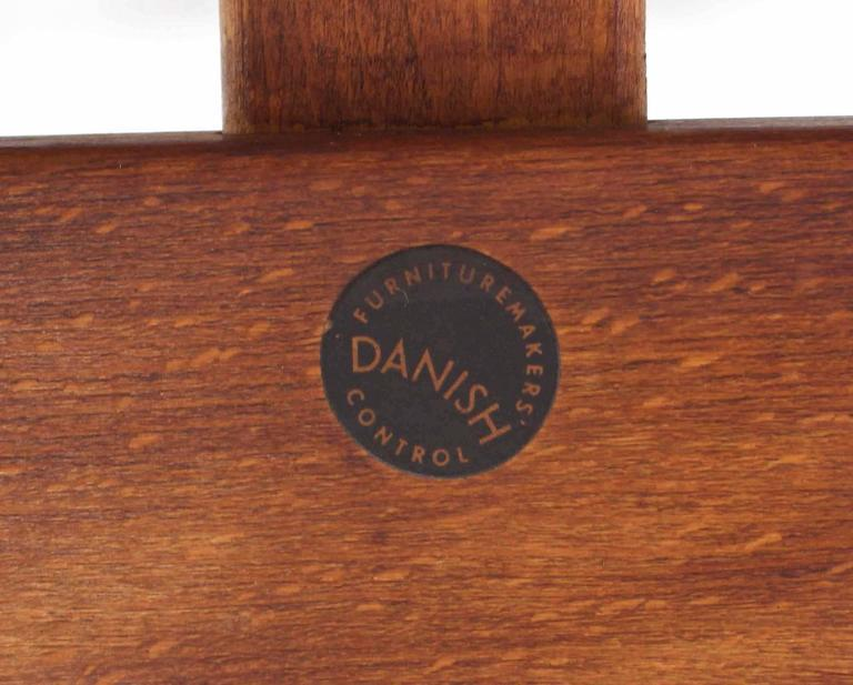 Danish Modern Teak Day Bed Sofa With New Upholstery. Springs Inside Of  Mattress.