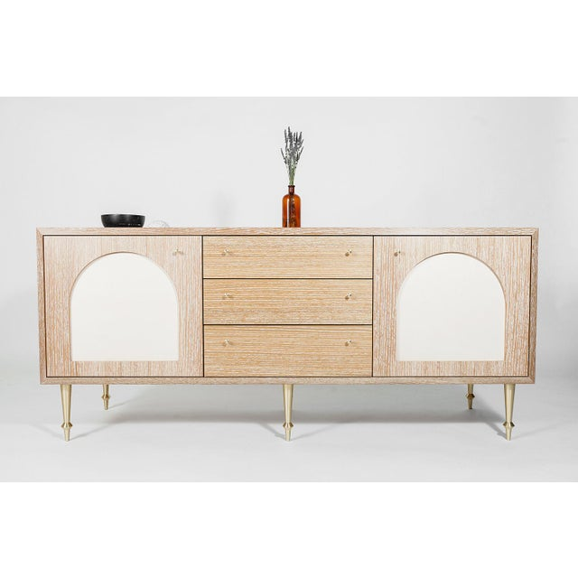 Contemporary Volk Furniture Pacific Sideboard For Sale - Image 3 of 4