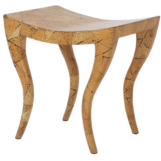 English Mid-Century Modern Bench For Sale - Image 9 of 9