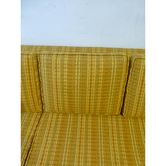 Mid-Century Modern Walnut Couch - Image 4 of 8