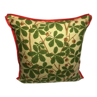 Titley & Marr Parklands Fabric Pillow Cover For Sale