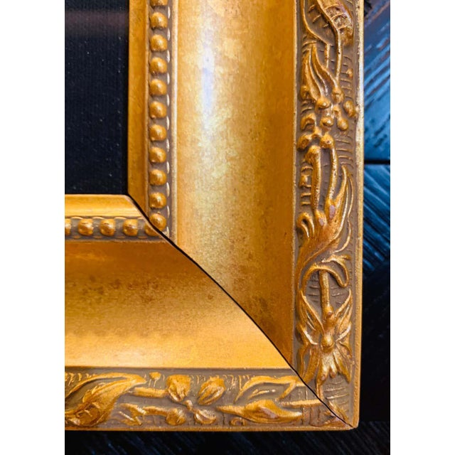 """Itzchak Tarkay Stereograph in Matted Gilt Frame """"Enchanted Moments"""" For Sale - Image 9 of 11"""