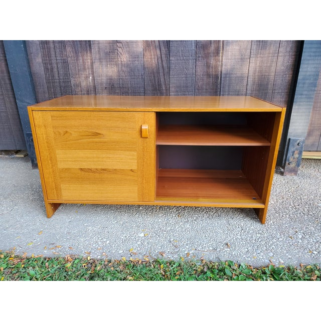 Brown Domino Mobler Danish Mid-Century Modern Sideboard For Sale - Image 8 of 12