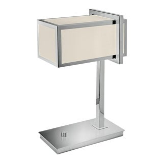Chelsea Polished Chrome Table Lamp For Sale