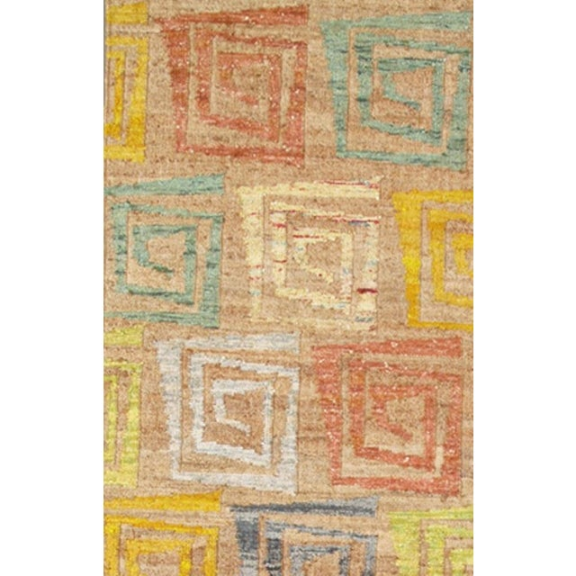 Pasargad Sumak Hemp Area Rug- 5' X 8' - Image 2 of 2